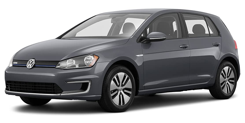 2016 Volkswagen E Golf >> 2016 Volkswagen E Golf Se 4 Door Hatchback Urano Grey
