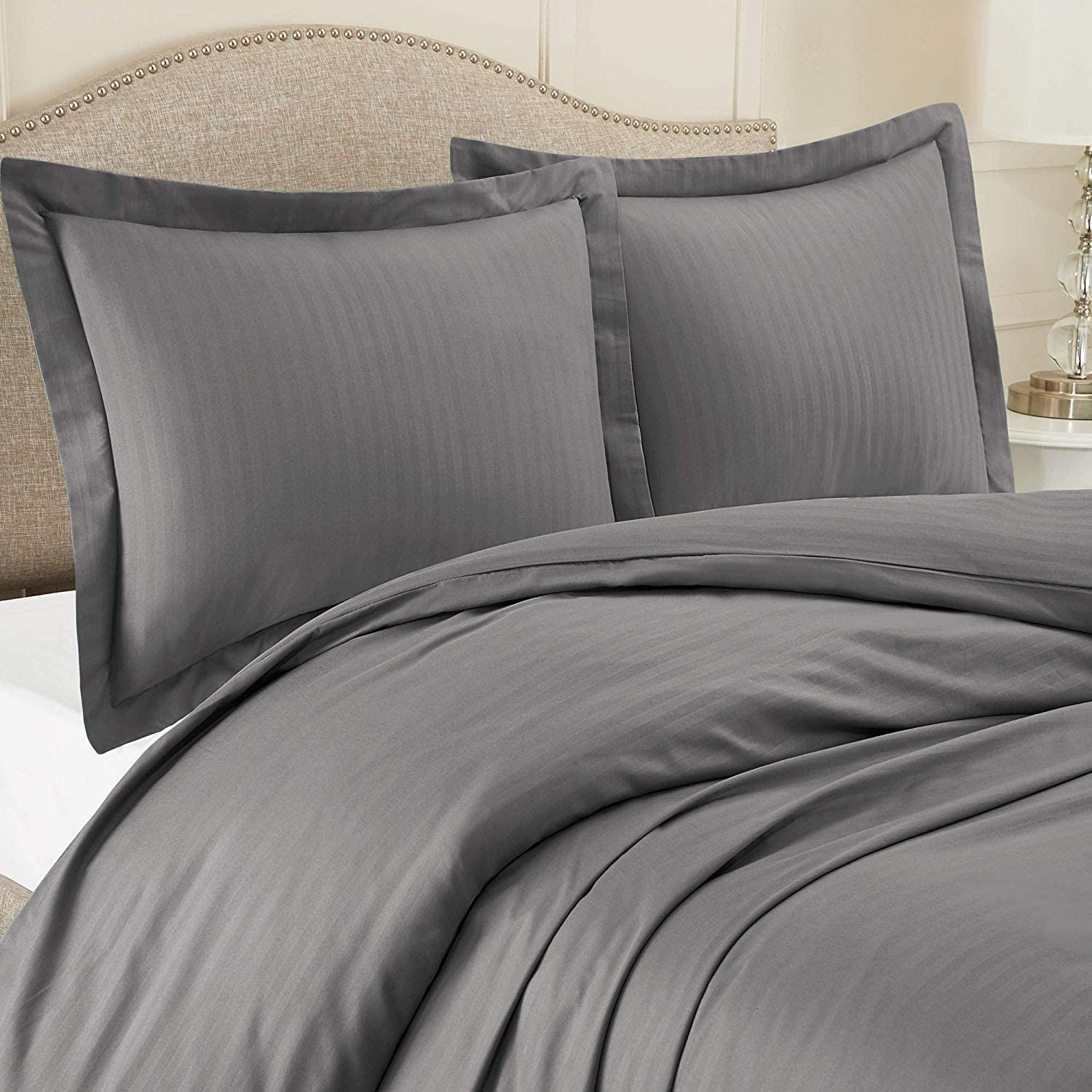 Trust Layer Max 70% OFF Luxury Duvet Cover Set 100-Percent High quality new Pillow Cotto Sham