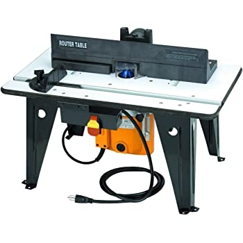 Benchtop Router Table with 1-3/4 HP Router