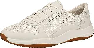حذاء رياضي عصري للرجال من كلاركس، مقاس, (ابيض), 7 UK