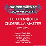 THE IDOLM@STER CINDERELLA MASTER 021〜025