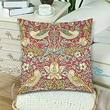 Funny Cheap Pillow Case, William Morris Pillowcase - Pillow Protector Cover Case - Standard Size 18