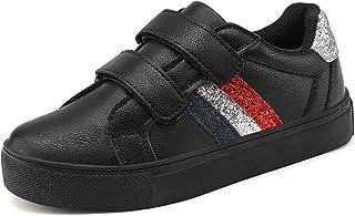 DREAM PAIRS Boys Girls HL19004K Fashion Sneakers
