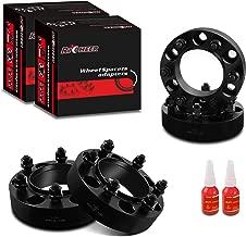 RICHEER Wheel Spacers 6x5.5 for Toyota Tacoma 4Runner/Tundra/FJ Cruiser/Isuzu/Lexus,1.25