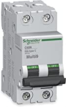 SCHNEIDER ELECTRIC Supplementary Protector 480Y/277-Volt 6-Amp 2-Pole MG24520 O/D Ev Charging Station-Wall Level 10990