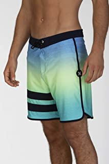 "Hurley Men's Phantom Block Party Keep Cool 18"" Inch Swim Short Boardshort"