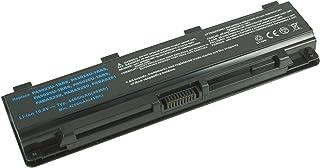 PowerSmart - Batería para Toshiba Satellite C840, C845, C850, C855, C870, C875 y L70, compatible con PA5024U-1BRS, PA5025U...