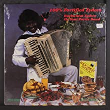 100% fortified zydeco LP