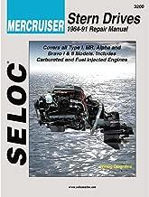 new SELOC SERVICE MANUAL Mercruiser Stern Drive 1964-91