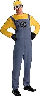 Rubie's Men's Despicable Me 2 Minion Dave Costume