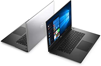 "Dell XPS 15 7590, XPS7590-7572SLV-PUS, 9th Gen Intel Core i7-9750H, 15.6"" 4K UHD (3840 X 2160) OLED, 16GB DDR4-2666MHz, 25"