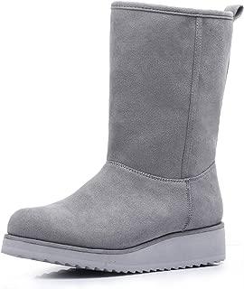 Winter Snow Boots for Women Warm Faux Fur Lined Platform...