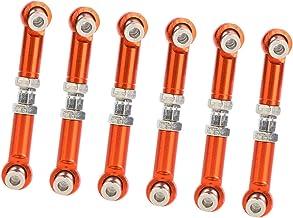 Rc Car Metal Rod Hoge kwaliteit Rc auto-accessoires voor 1/18 Rc auto voor op afstand bestuurde hogesnelheidsauto's(M618R ...