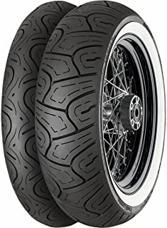 Continental Conti Legend Front Tire (130/70-18) (Wide Whitewall)