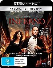 Inferno (4K Ultra HD + Blu-ray)