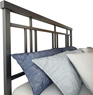 Amisco Cottage Metal Headboard Only, Queen Size 60