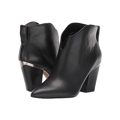 1.STATE Corben (Black Acqua Leather) Women