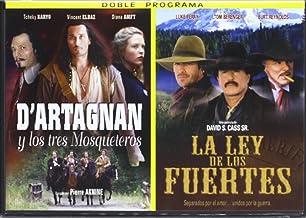 D´Artagnan y los tres Mosqueteros + La ley de los fuertes [DVD]