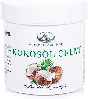 Kokosöl Creme 250ml - Pullach Hof Traditional Quality