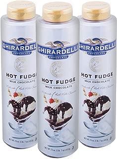 Best bulk hot fudge sauce Reviews