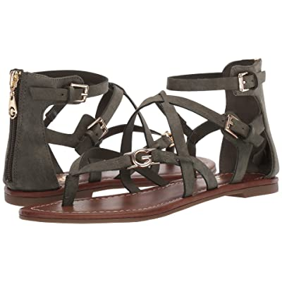 G by GUESS Harver (Olive) Women