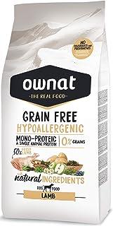 Ownat Dog Grain Free Hypoallergenic Lamb 14000 g