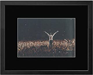 Stick It On Your Wall Depeche Mode - Dave Gahan 2009 Framed Mini Poster - 23.5x28.5cm