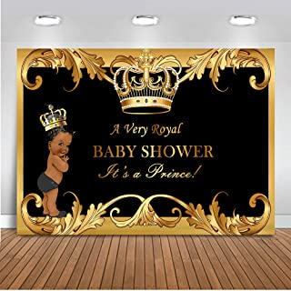 Best black gold baby shower Reviews