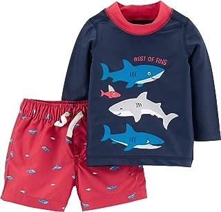 Carter's Baby Boys Rashguard Swim Set