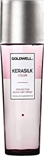 Goldwell Kerasilk Color Protective Blow-Dry Spray, Protects From UV & Thermal Damage, Anti-Fade Soft Finish, 4 oz