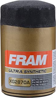 FRAM XG2870A Ultra Synthetic Spin-On Oil Filter with SureGrip