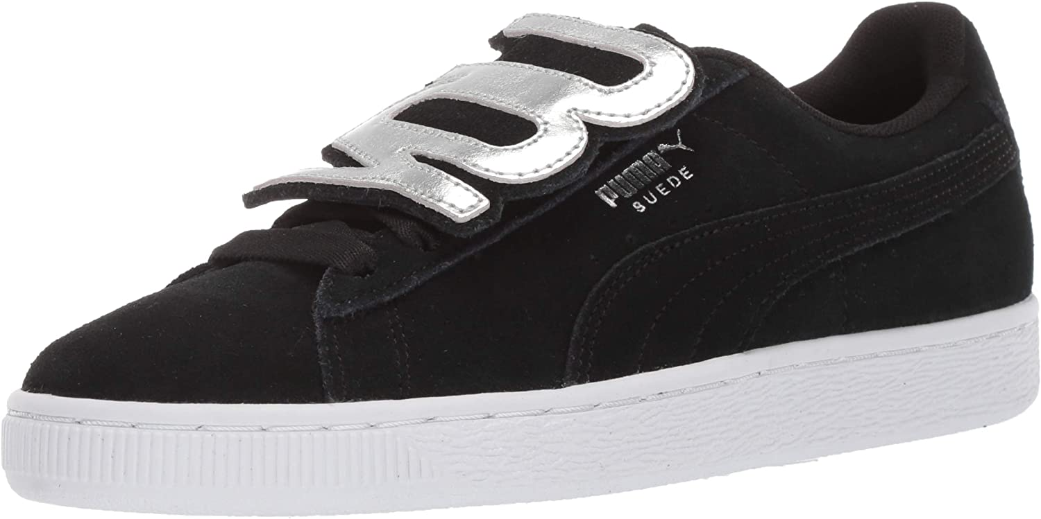 PUMA Womens Suede Badge Sneaker