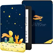 Ayotu Slim Case for All-New Kindle(10th Gen, 2019 Release) - PU Leather Cover with Auto Wake/Sleep-Fits Amazon All-New Kin...