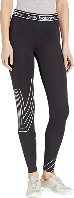 Printed Accelerate Tights