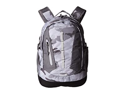 JanSport Odyssey (Arctic Camo) Backpack Bags