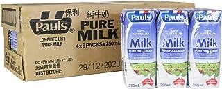 PAULS Pure UHT Milk, 250ml (Pack of 24)