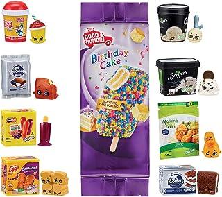 Shopkins HPY00000 Flair Real Littles ICY Treats-Shopper Pack Asst, Multicolour