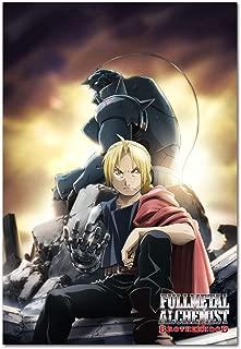 Printing Pira - Fullmetal Alchemist Brotherhood Anime Official Poster Print (24x36)