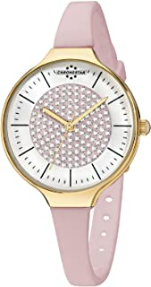 Chronostar R3751248511 Toffee Year Round Analog Quartz Pink Watch