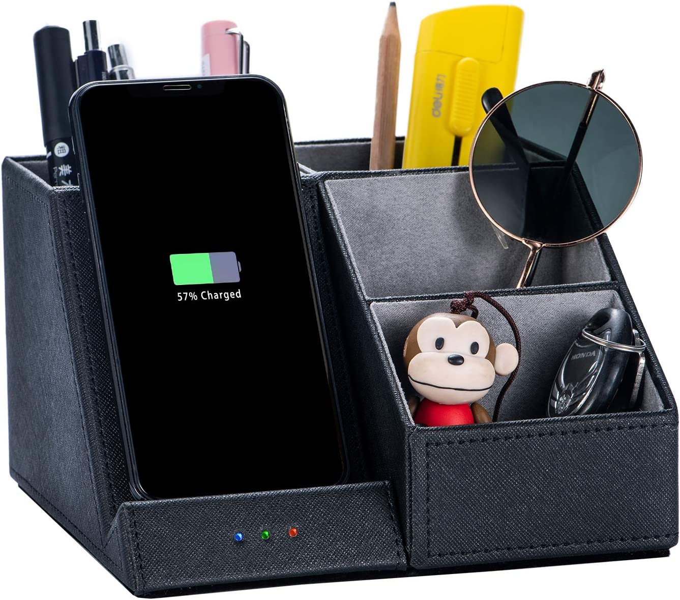 Super beauty product restock quality top! Cheap mail order sales Wireless Charger Desk Organizer,Wireless Multi-Functio