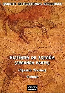 Historia De España (2da. Parte) (Spanish Version) [DVD+CD]
