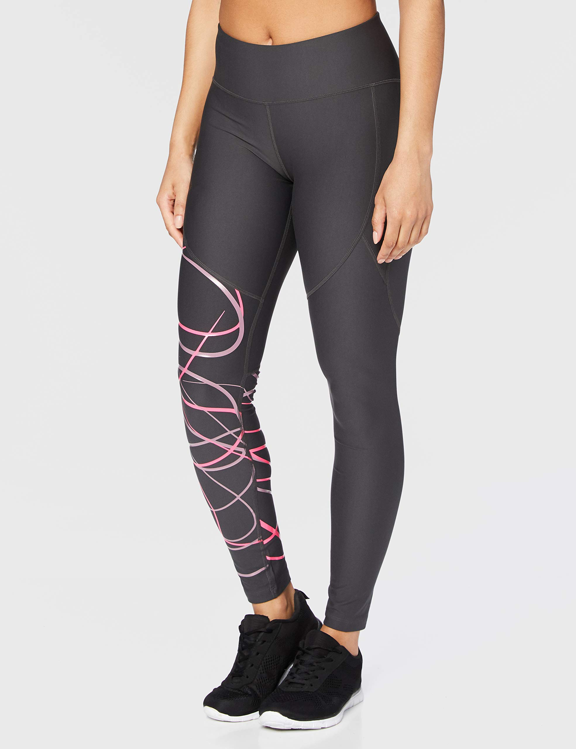 Under Armour Damen UA Vanish Graphic Legging, Grau, X-Small