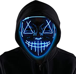cool light up masks