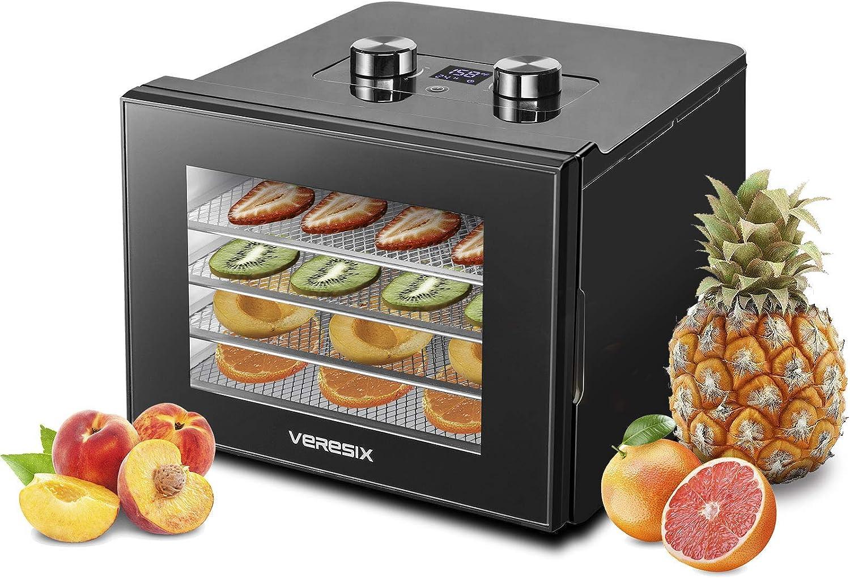 Food Dehydrator Machine Free Shipping New - Digital Max 60% OFF Timer Adjustable and Temperatu