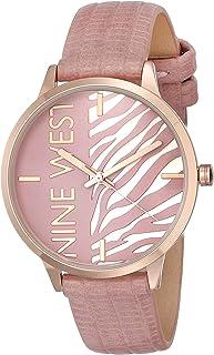 ساعة ناين ويست رسمية موديل NW/2522ZERD)