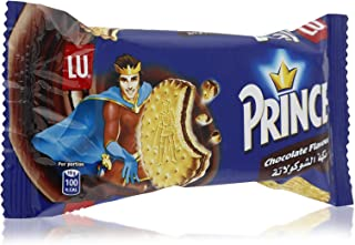 Lu Prince Chocolate Biscuits - 38 gm