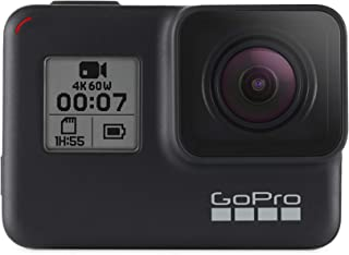 GoPro HERO7 Black Digital Action Camera  Black