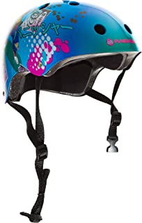 Punisher Skateboards 11-Vent Multi-Sport Skateboard and BMX Helmet, Youth Size Medium, Includes Extra Helmet Pads, Boys and Girls, Assorted Styles