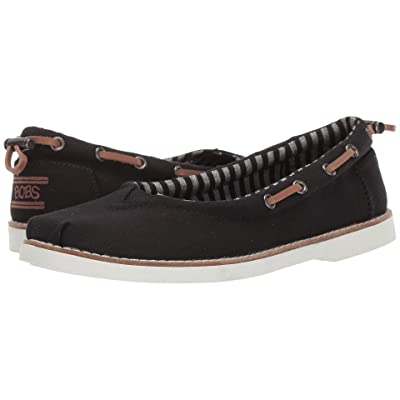 BOBS from SKECHERS Chill Luxe Saturdays (Black) Women