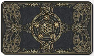 Paramint Scourge Dragon Blast (Stitched) - MTG Playmat - Perfect for Magic The Gathering, YuGiOh, Anime - TCG Card Game Ta...